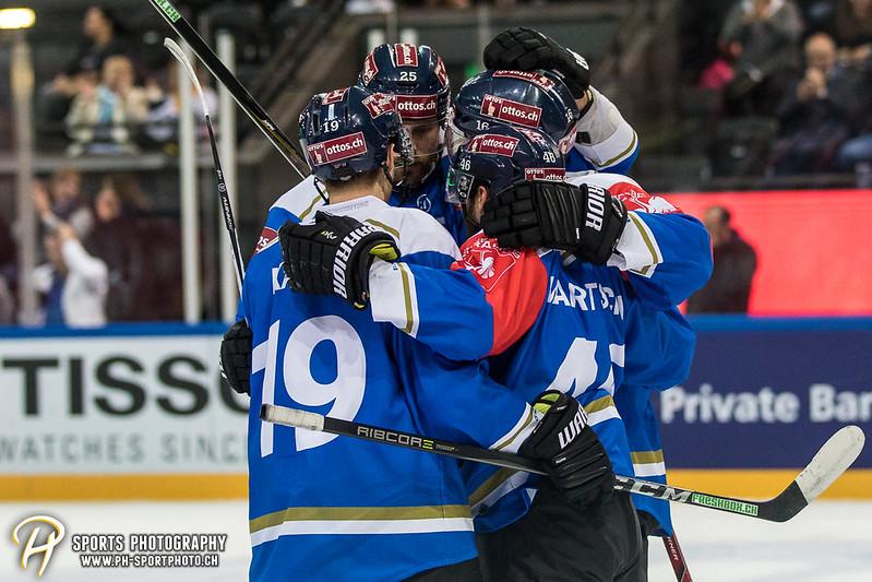 Champions Hockey League: EV Zug - JYP Jyväskylä - 6:3 - Bild-ID: 201709021057
