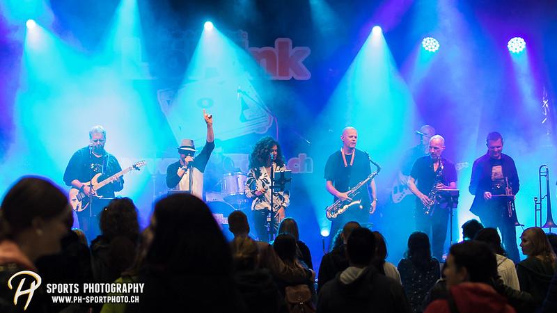 EVZ-Volksfest: Konzert - LöFönk - Bild-ID: 201709010070