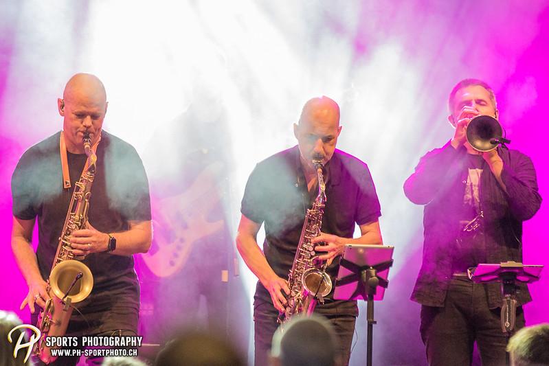 EVZ-Volksfest: Konzert - LöFönk - Bild-ID: 201709010058