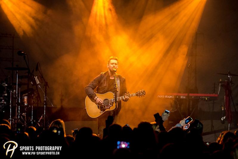 EVZ-Volksfest: Konzert - Bastian Baker - Bild-ID: 201709010337