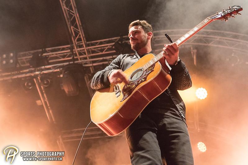 EVZ-Volksfest: Konzert - Bastian Baker - Bild-ID: 201709010272