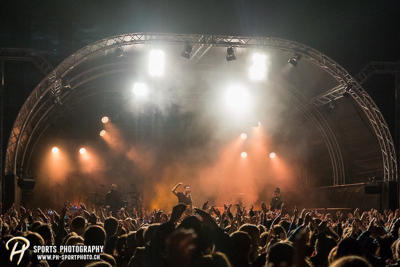 EVZ-Volksfest: Konzert - Bastian Baker - Bild-ID: 201709010383