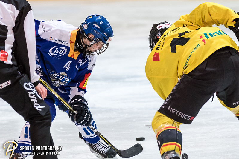 Mini Top: EV Zug - SC Bern - 7:3
