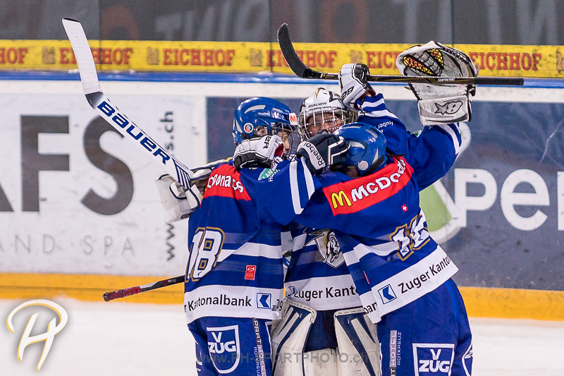 Moskito Top: EV Zug - ZSC  Lions - 3:2