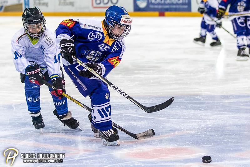 Moskito B: EV Zug - HC Luzern - 7:5