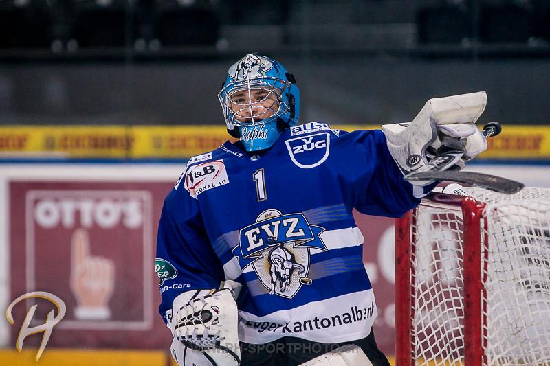 Novizen A: EV Zug - Thurgau Young Lions - 4:1