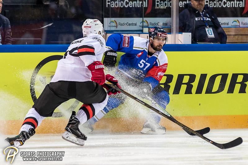 Champions Hockey League: EV Zug - JYP Jyväskylä - 6:3 - Bild-ID: 201709020642