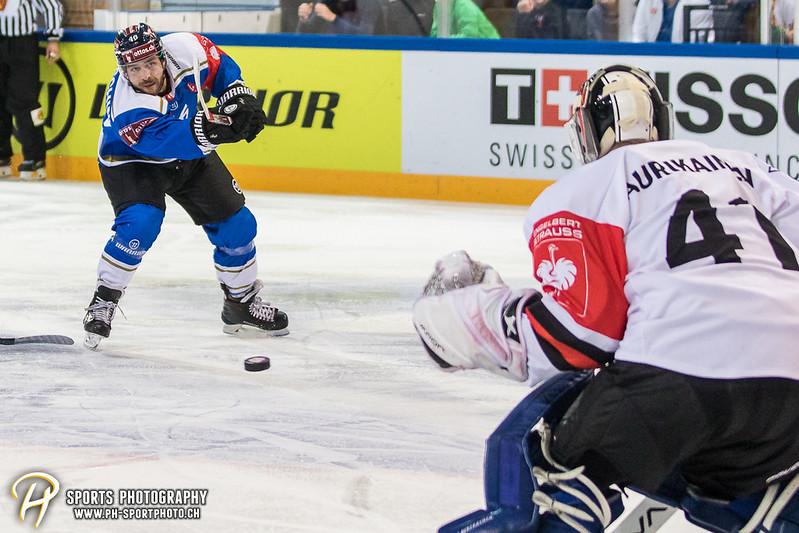 Champions Hockey League: EV Zug - JYP Jyväskylä - 6:3 - Bild-ID: 201709020716