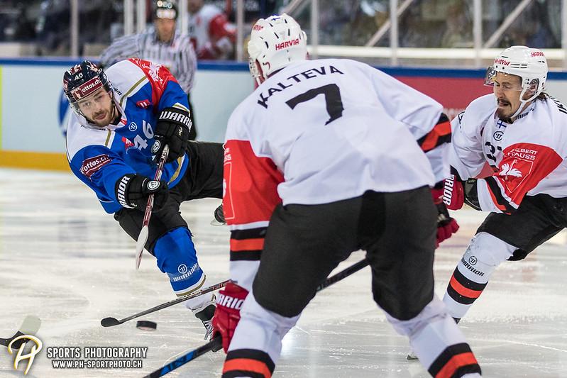Champions Hockey League: EV Zug - JYP Jyväskylä - 6:3 - Bild-ID: 201709020601