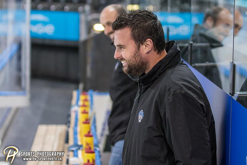 Freundschaftsspiel: EV Zug Elite A - Genève Futur Hockey - 5:3 - Bild-ID: 2017081600351