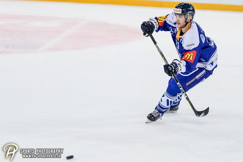 Freundschaftsspiel: EV Zug Elite A - Genève Futur Hockey - 5:3 - Bild-ID: 2017081600465