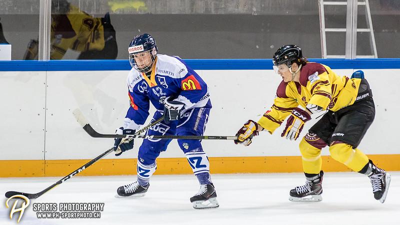 Freundschaftsspiel: EV Zug Elite A - Genève Futur Hockey - 5:3 - Bild-ID: 2017081600841