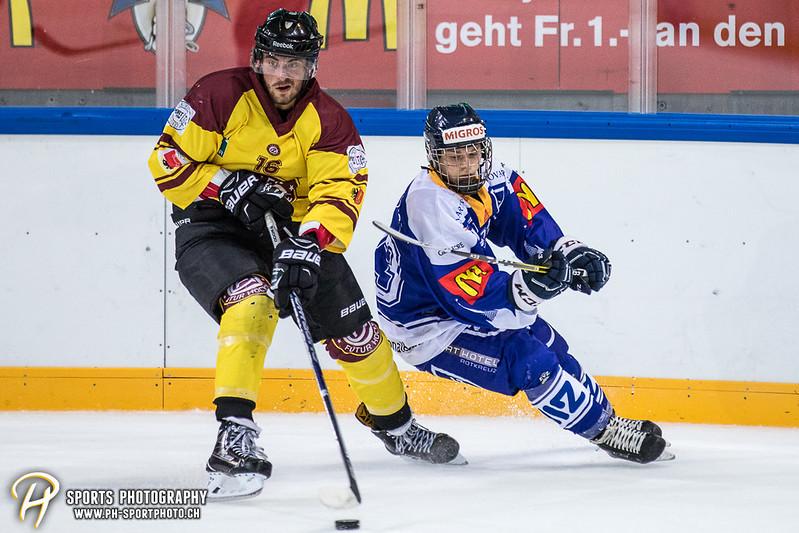 Freundschaftsspiel: EV Zug Elite A - Genève Futur Hockey - 5:3 - Bild-ID: 2017081600433
