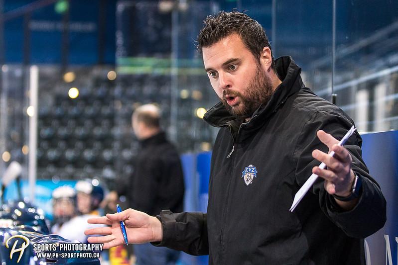Freundschaftsspiel: EV Zug Elite A - Genève Futur Hockey - 5:3 - Bild-ID: 2017081600822