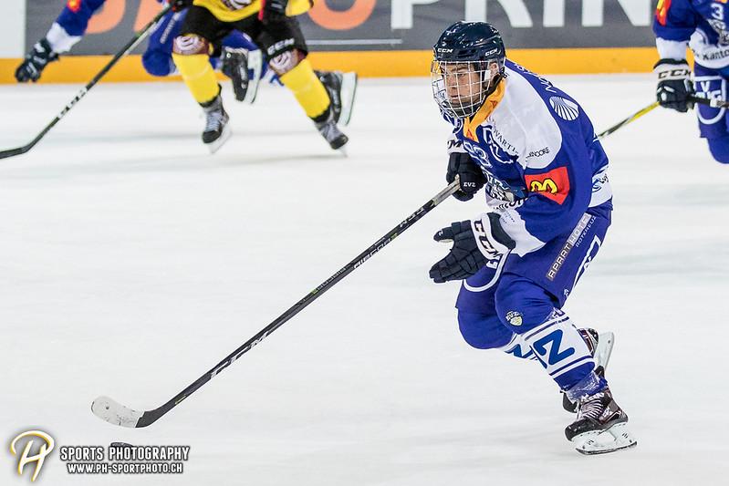 Freundschaftsspiel: EV Zug Elite A - Genève Futur Hockey - 5:3 - Bild-ID: 2017081600843