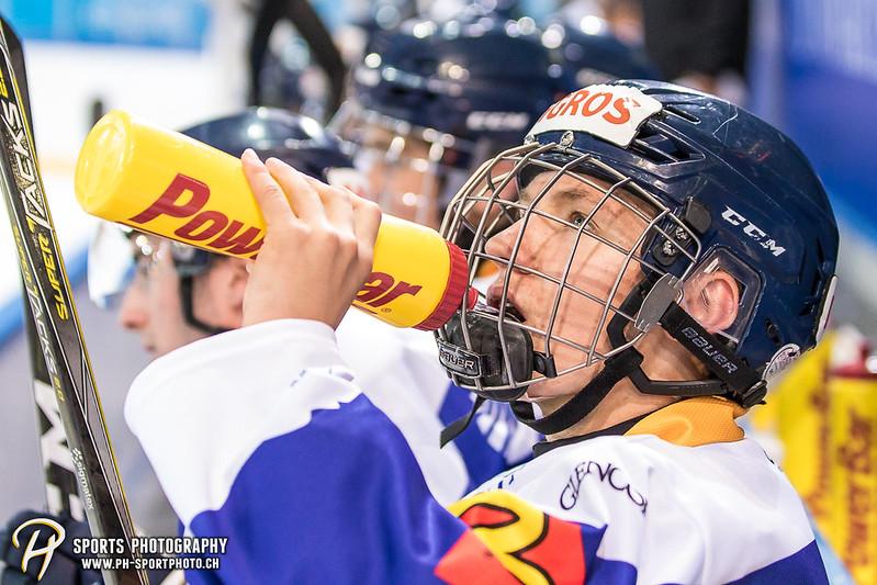 Freundschaftsspiel: EV Zug Elite A - Genève Futur Hockey - 5:3 - Bild-ID: 2017081600816