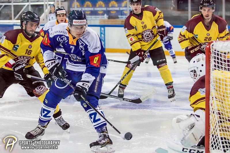 Freundschaftsspiel: EV Zug Elite A - Genève Futur Hockey - 5:3 - Bild-ID: 2017081600999