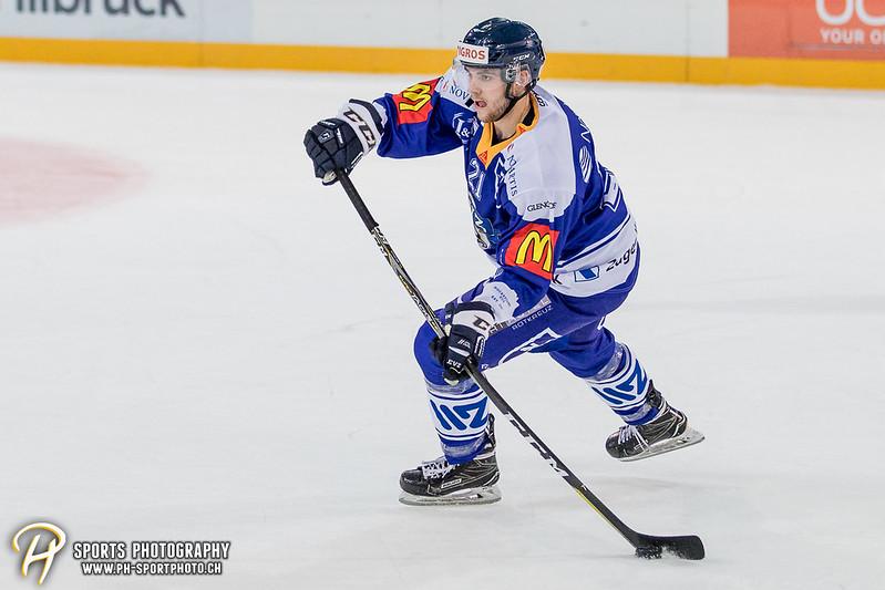 Freundschaftsspiel: EV Zug Elite A - Genève Futur Hockey - 5:3 - Bild-ID: 2017081600955