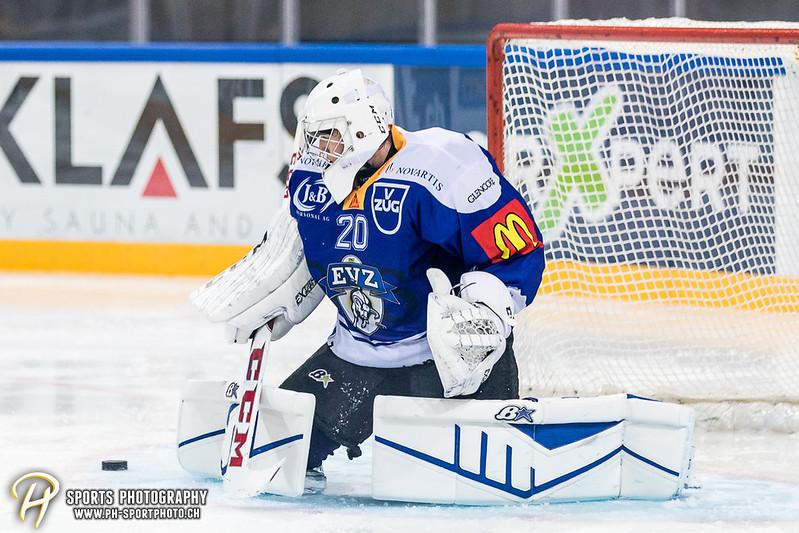 Freundschaftsspiel: EV Zug Elite A - Genève Futur Hockey - 5:3 - Bild-ID: 2017081601082