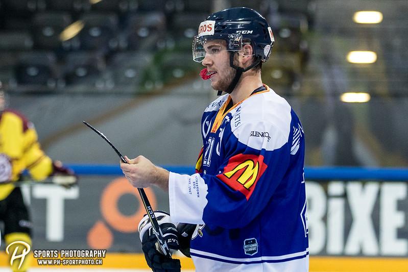 Freundschaftsspiel: EV Zug Elite A - Genève Futur Hockey - 5:3 - Bild-ID: 2017081601096