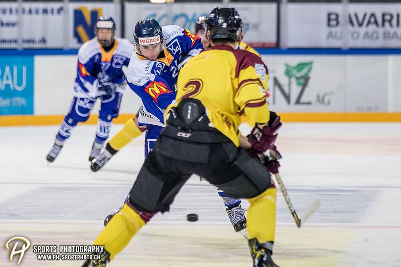 Freundschaftsspiel: EV Zug Elite A - Genève Futur Hockey - 5:3 - Bild-ID: 2017081600538
