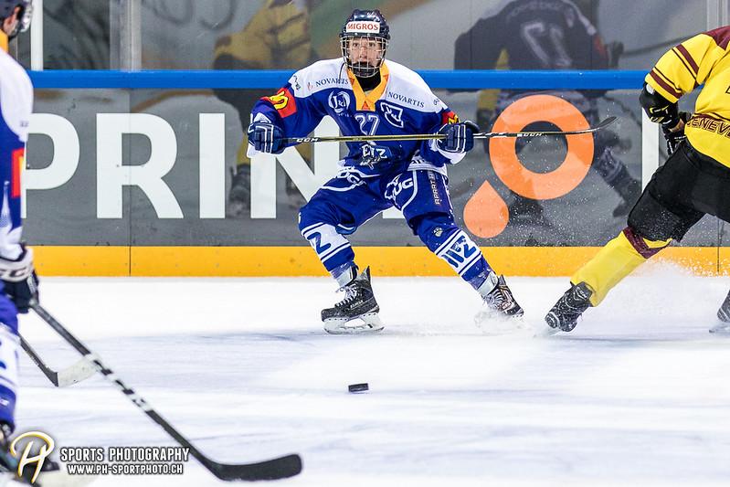 Freundschaftsspiel: EV Zug Elite A - Genève Futur Hockey - 5:3 - Bild-ID: 2017081601069