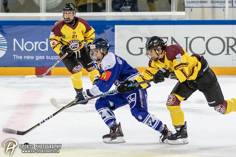 Freundschaftsspiel: EV Zug Elite A - Genève Futur Hockey - 5:3 - Bild-ID: 2017081600857