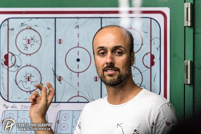 Freundschaftsspiel: EV Zug Elite A - Genève Futur Hockey - 5:3 - Bild-ID: 2017081600994