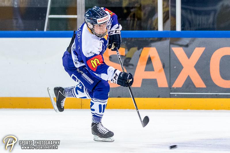 Freundschaftsspiel: EV Zug Elite A - Genève Futur Hockey - 5:3 - Bild-ID: 2017081600539