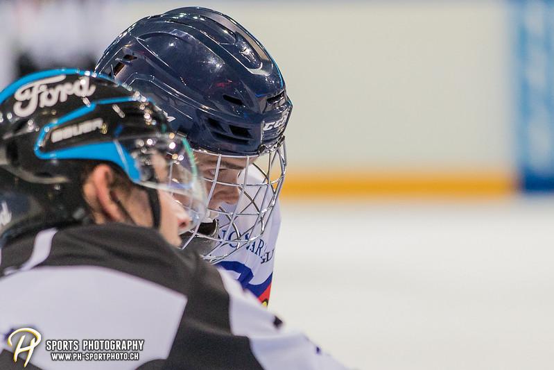 Freundschaftsspiel: EV Zug Elite A - Genève Futur Hockey - 5:3 - Bild-ID: 2017081601039