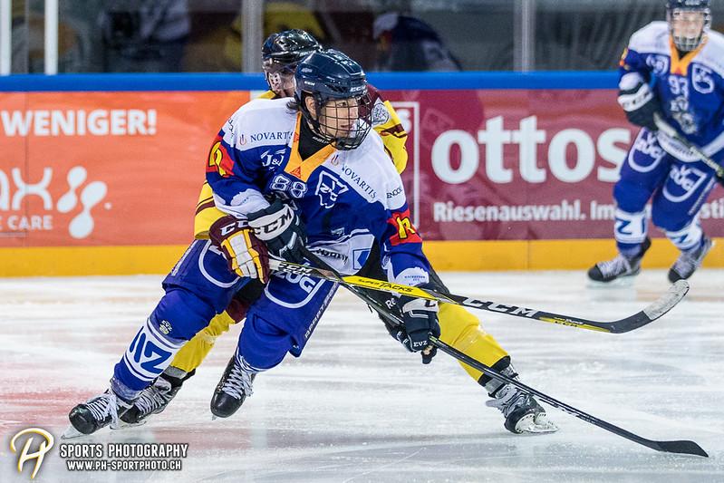 Freundschaftsspiel: EV Zug Elite A - Genève Futur Hockey - 5:3 - Bild-ID: 2017081600557