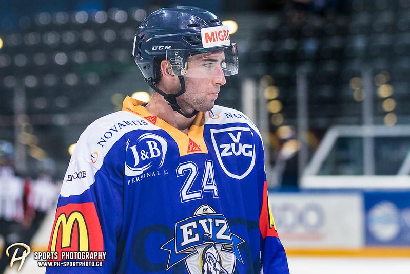 Freundschaftsspiel: EV Zug Elite A - Genève Futur Hockey - 5:3 - Bild-ID: 2017081600543