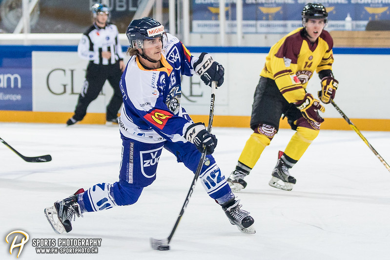 Freundschaftsspiel: EV Zug Elite A - Genève Futur Hockey - 5:3 - Bild-ID: 2017081601071