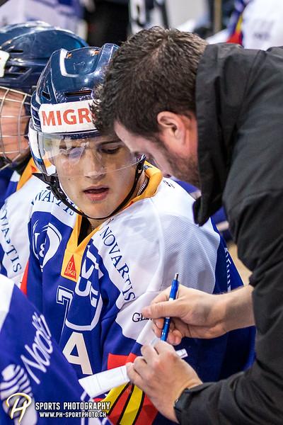 Freundschaftsspiel: EV Zug Elite A - Genève Futur Hockey - 5:3 - Bild-ID: 2017081600931