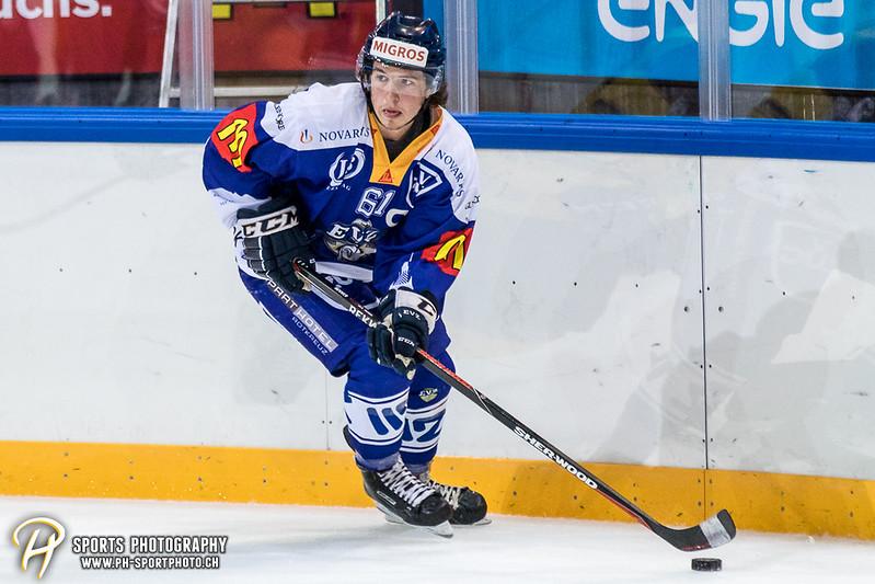 Freundschaftsspiel: EV Zug Elite A - Genève Futur Hockey - 5:3 - Bild-ID: 2017081600947