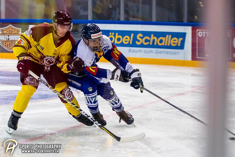 Freundschaftsspiel: EV Zug Elite A - Genève Futur Hockey - 5:3 - Bild-ID: 2017081600507
