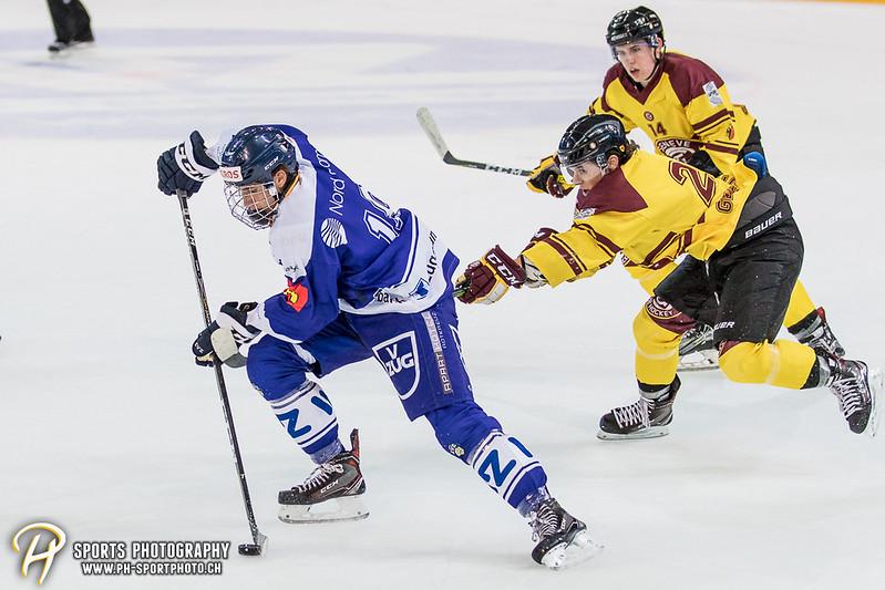 Freundschaftsspiel: EV Zug Elite A - Genève Futur Hockey - 5:3 - Bild-ID: 2017081600978