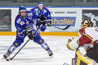 EVZ Elite A Junioren - Highlights der Saison 2014-2015