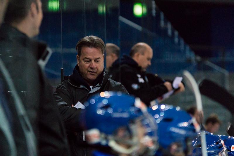Elite A Junioren 2015/16 - EV Zug gewinnt gegen die GCK Lions 2:1