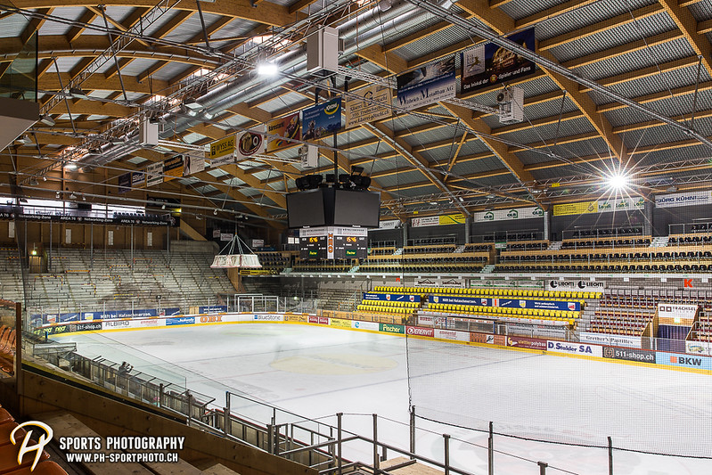 Junioren Elite A: SCL Young Tigers - EV Zug - 1:3