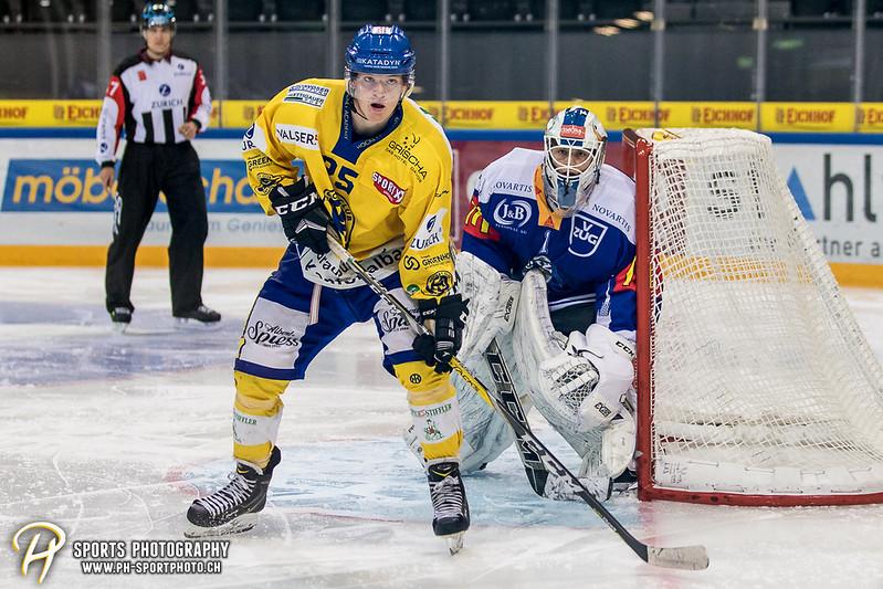 Junioren Elite A: EV Zug - HC Davos - 3:2 - Bild-ID: 201709100414