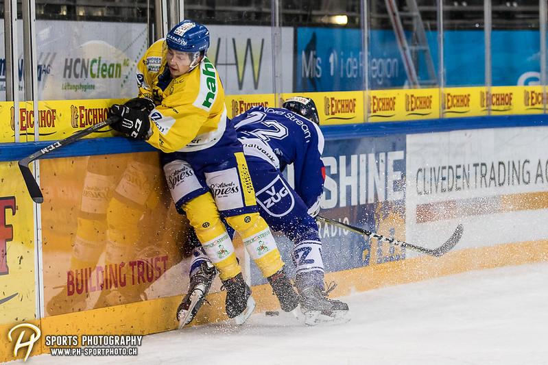 Junioren Elite A: EV Zug - HC Davos - 3:2 - Bild-ID: 201709100279