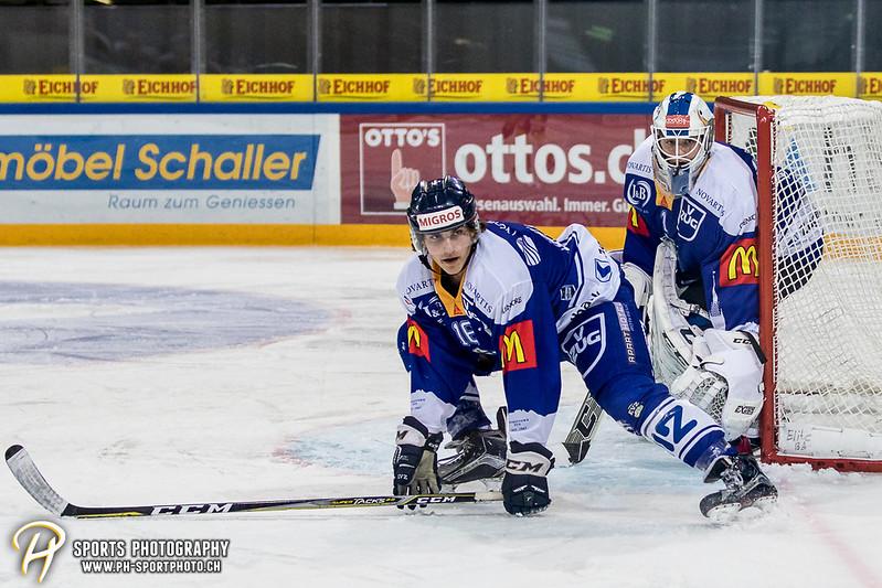 Junioren Elite A: EV Zug - HC Davos - 3:2 - Bild-ID: 201709100431