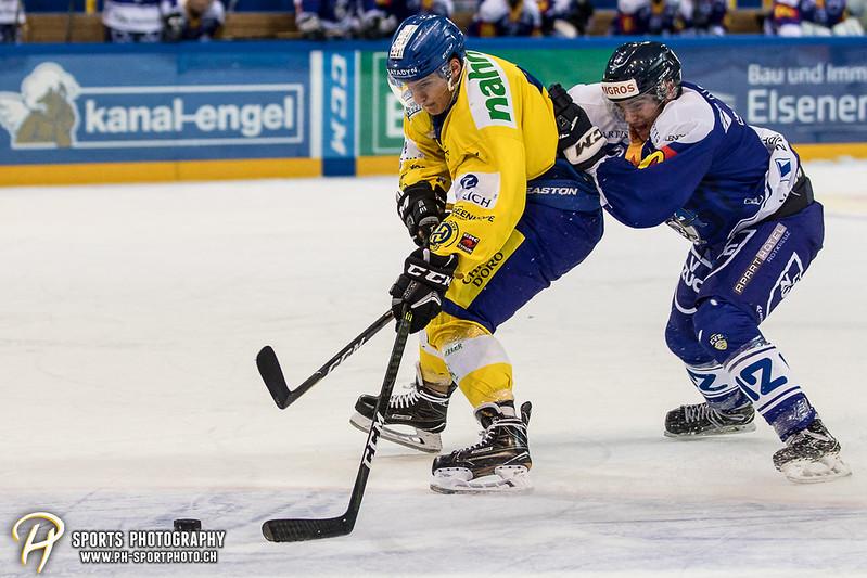 Junioren Elite A: EV Zug - HC Davos - 3:2 - Bild-ID: 201709100310