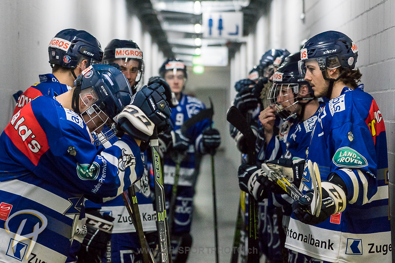 Junioren Elite A: EV Zug - SCL Young Tigers - 3:2