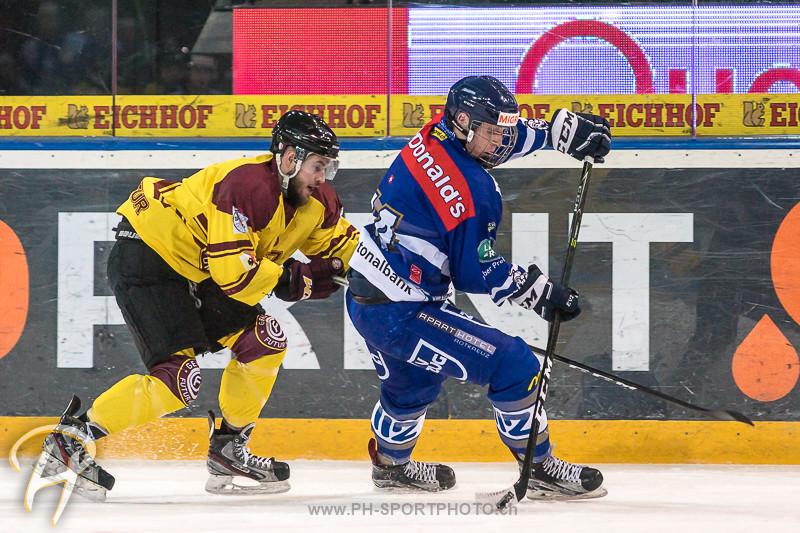Junioren Elite A: EV Zug - Genève Futur Hockey - 6:1