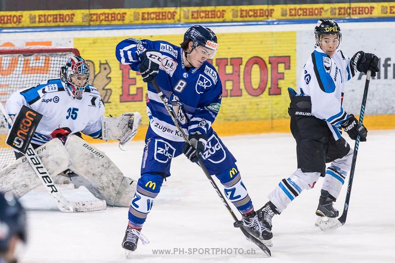 Junioren Elite A: EV Zug - Gottéron MJ Sàrl - 4:3
