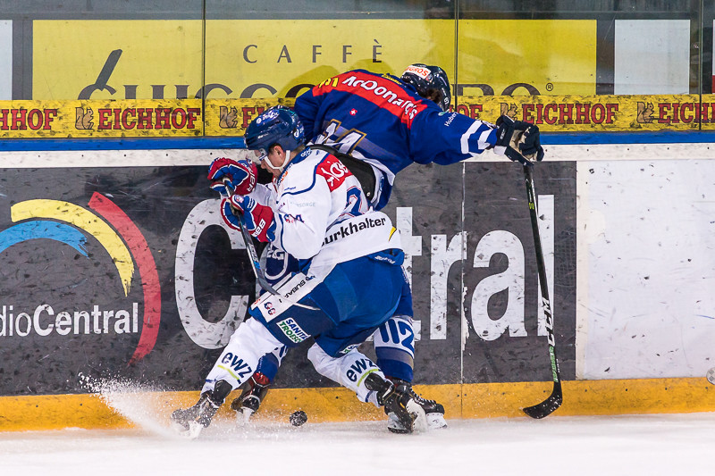 Junioren Elite A Playoff-Final: EV Zug - GCK Lions - 5:2