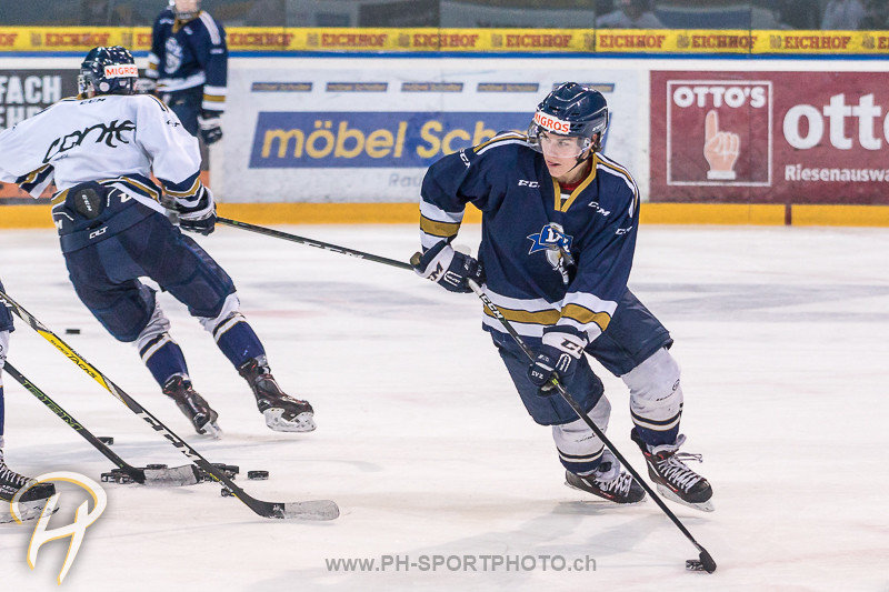Junioren Elite A: EV Zug - Training
