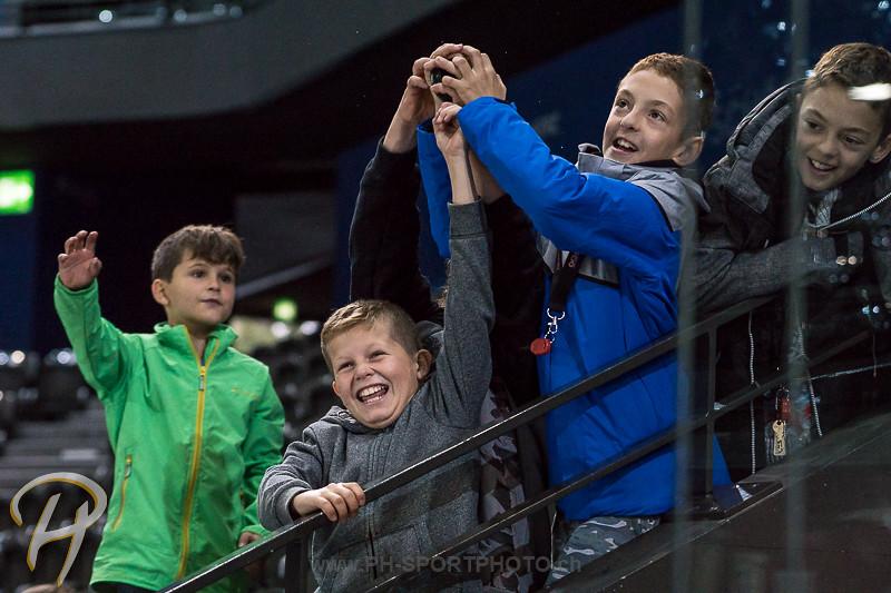 Junioren Elite A: EV Zug - SCL Young Tigers - 3:2